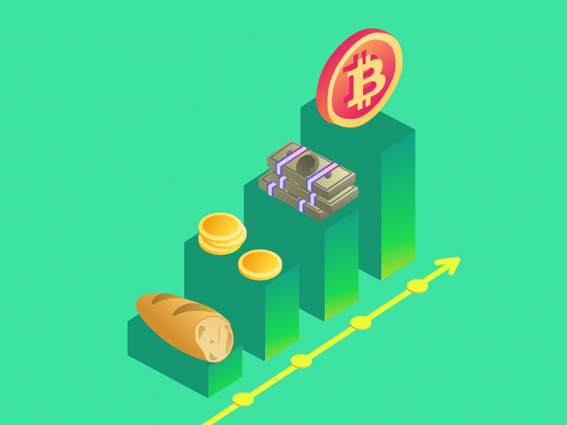 Money Evolution, From Barter to Crypto
